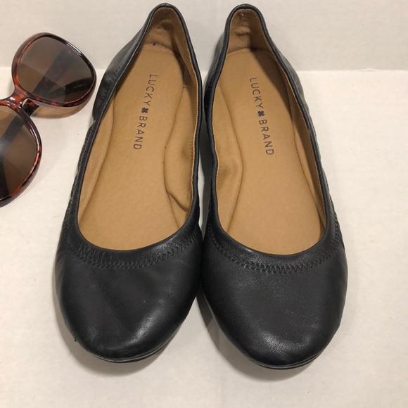 Lucky Brand Shoes - Lucky Brand LP Erin Ballet Flats